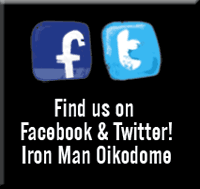Find IRON MAN OIKODOME on Facebook